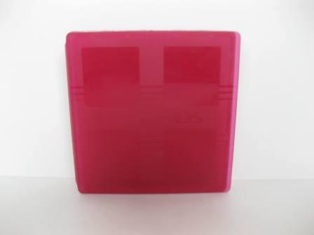 Hard Plastic 8 Game Storage Case (Red) - Nintendo DS Accessory